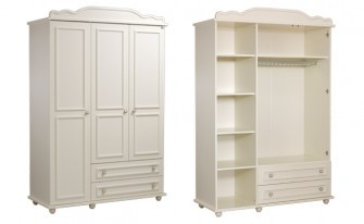 Three Door Cupboard