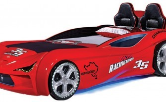 Pitstop Extreme Red Auto Bedstead