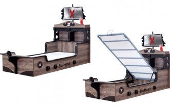 90x190 Store Bed