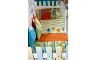 Montessori 80x180 Bedspread
