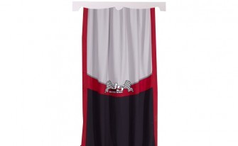 Pitstop Canopy Curtain 150x220