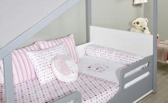 Colors Girl Bedspread