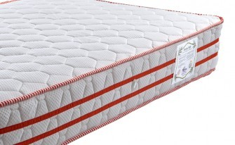 80x180 Spring Bed (Bamboo Fabric)