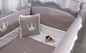 King Gray Sleeping Set