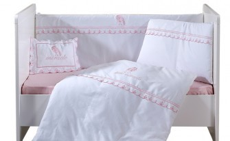Anka Pink Baby Sleep Set