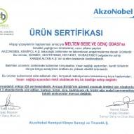 AkzoNobel Ürün Sertifikası