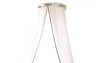 Manhatten Bed Net Apparatus (with tulle)